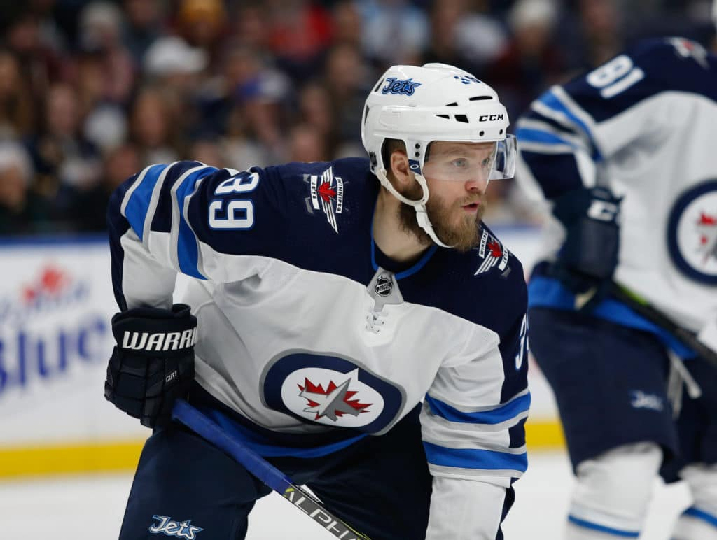 Toby Enstrom's return will be a big boost for the Jets against the Predators