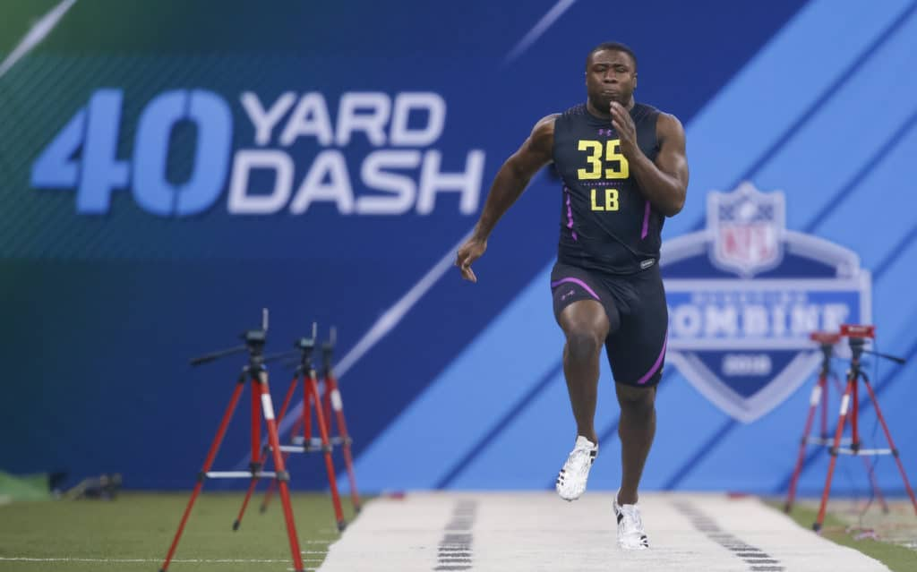 More Pre-NFL Draft Smoke Connecting Colts to Roquan Smith