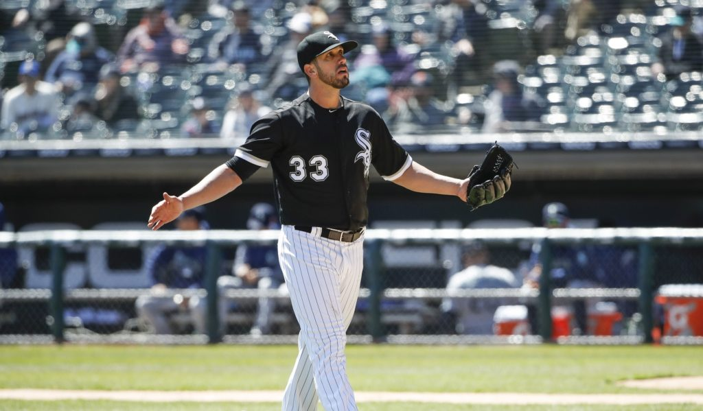 Gonzales, Mariners blank White Sox