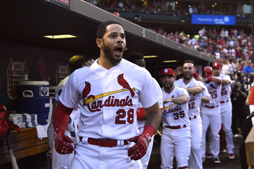 Cards look to bounce back in game 2 against Mets