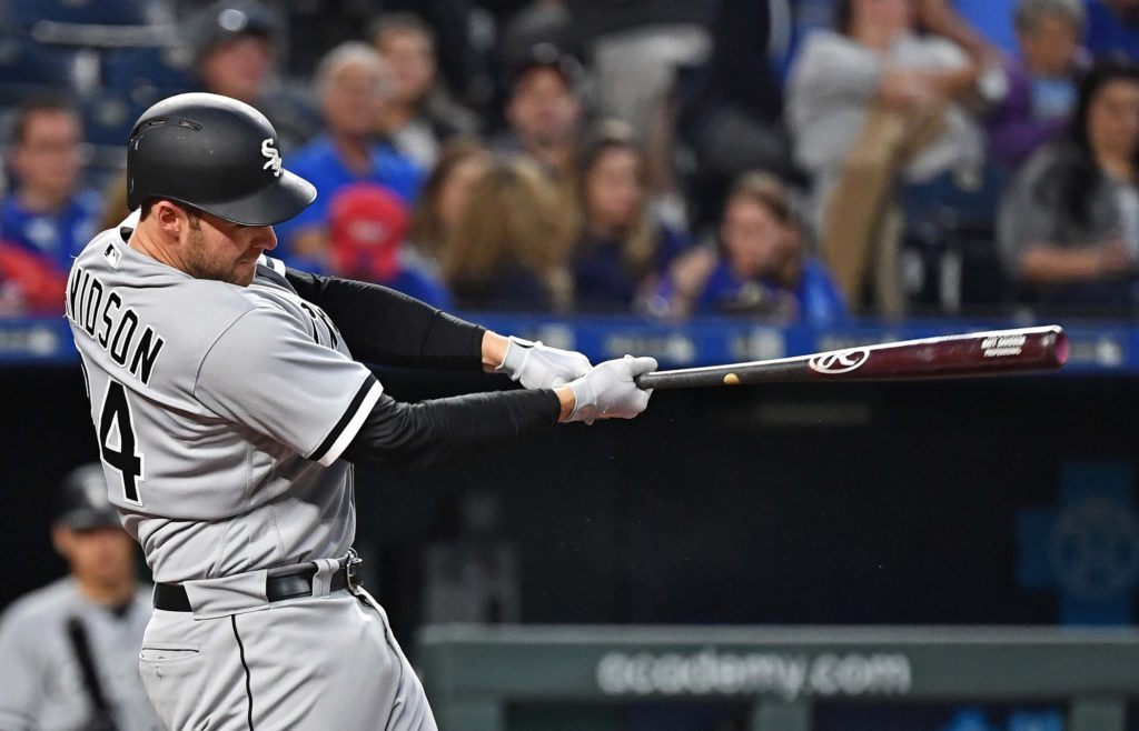 By the Numbers Matt Davidson leads another home run barrage in KC