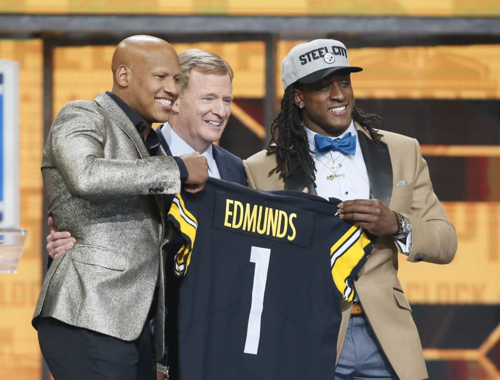 Why Steelers fans should be excited about Terrell Edmunds