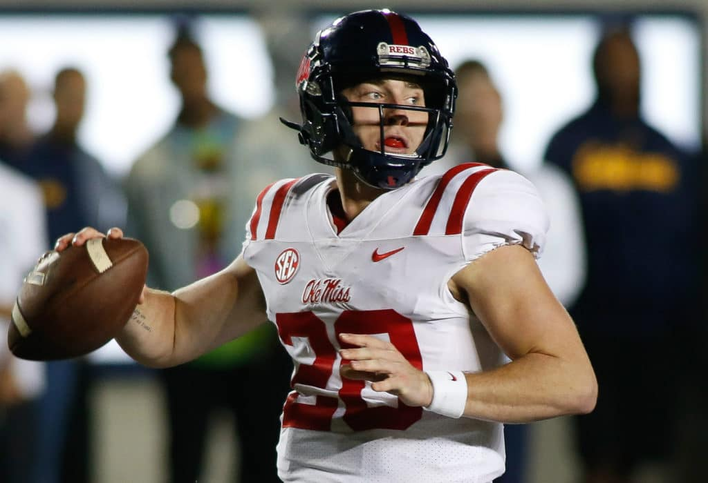 Shea Patterson To Gain Eligibility
