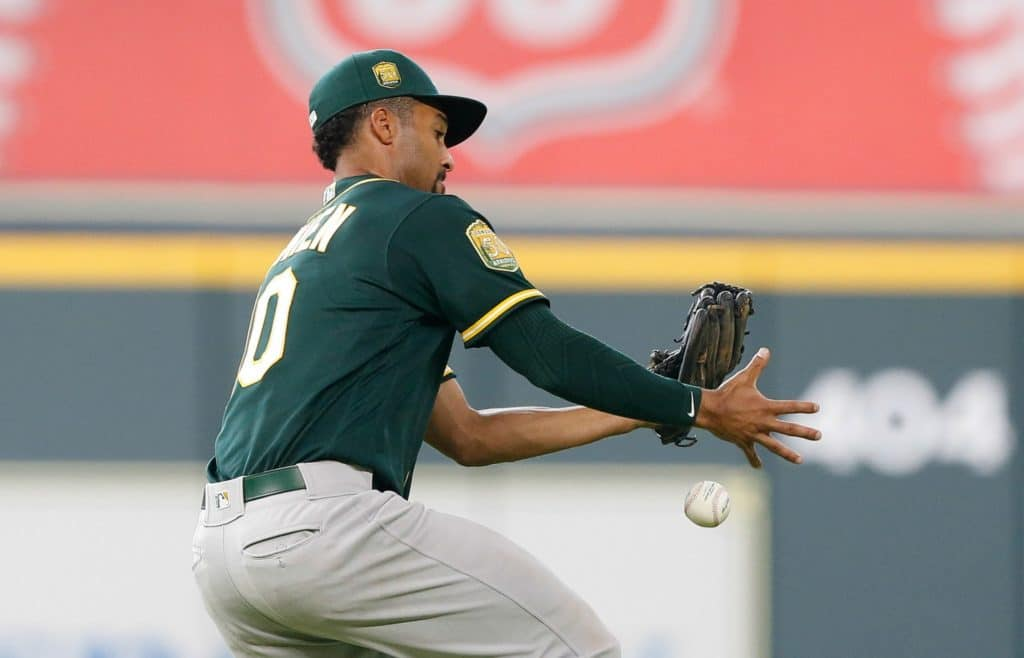 Daniel Mengden, A's roughed up by Astros