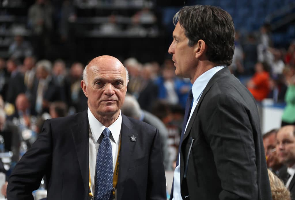 Maple Leafs Will Not Retain Lou Lamoriello As GM