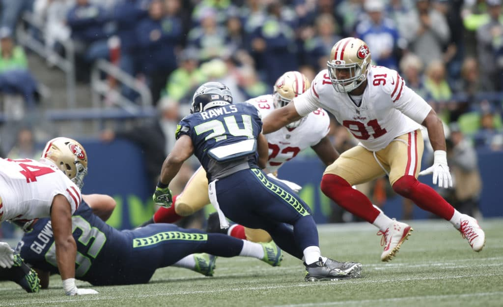 49ers Reportedly Exercise Arik Armstead's 5th-Year Contract Option