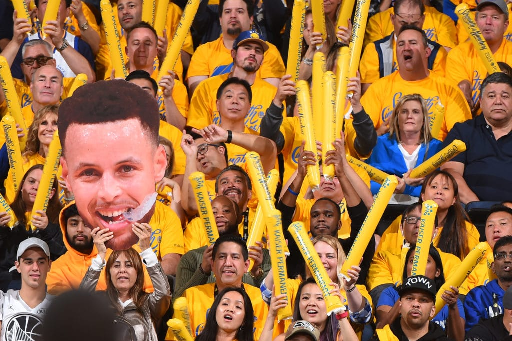 Warriors to start Curry in Game 3