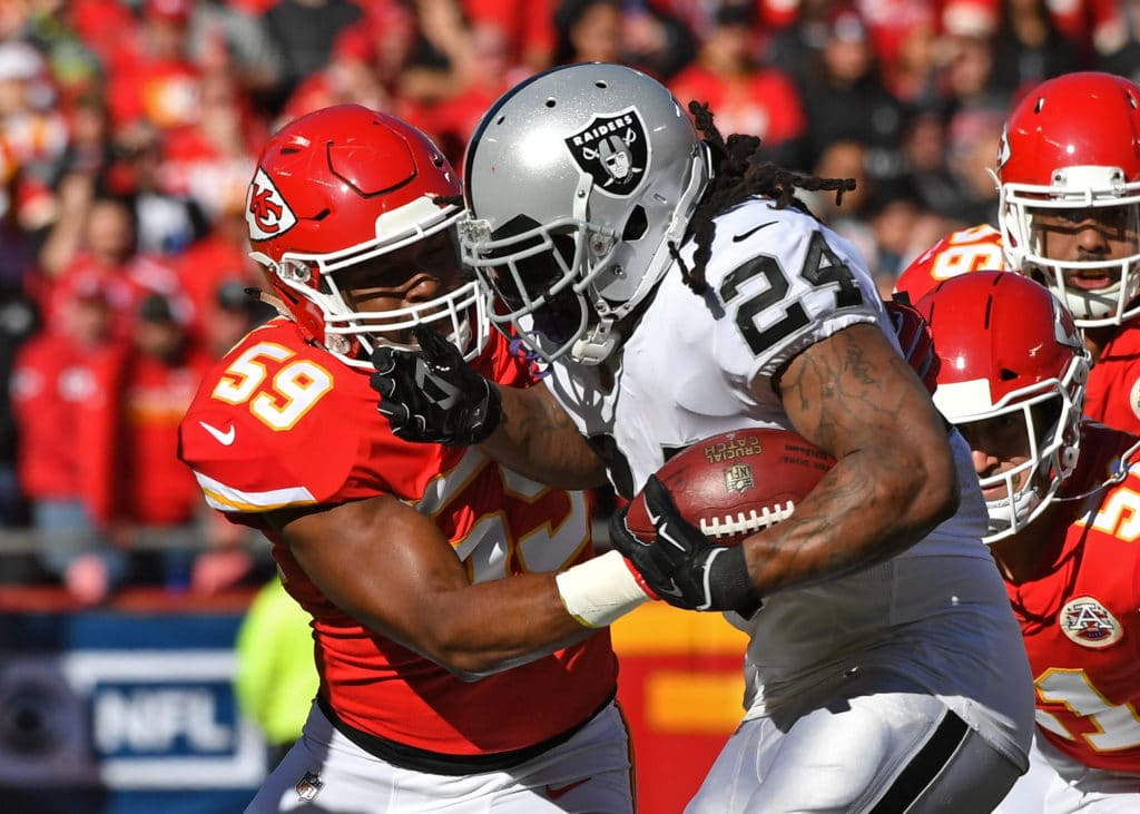 Former Chiefs LB Derrick Johnson to join division rival Raiders