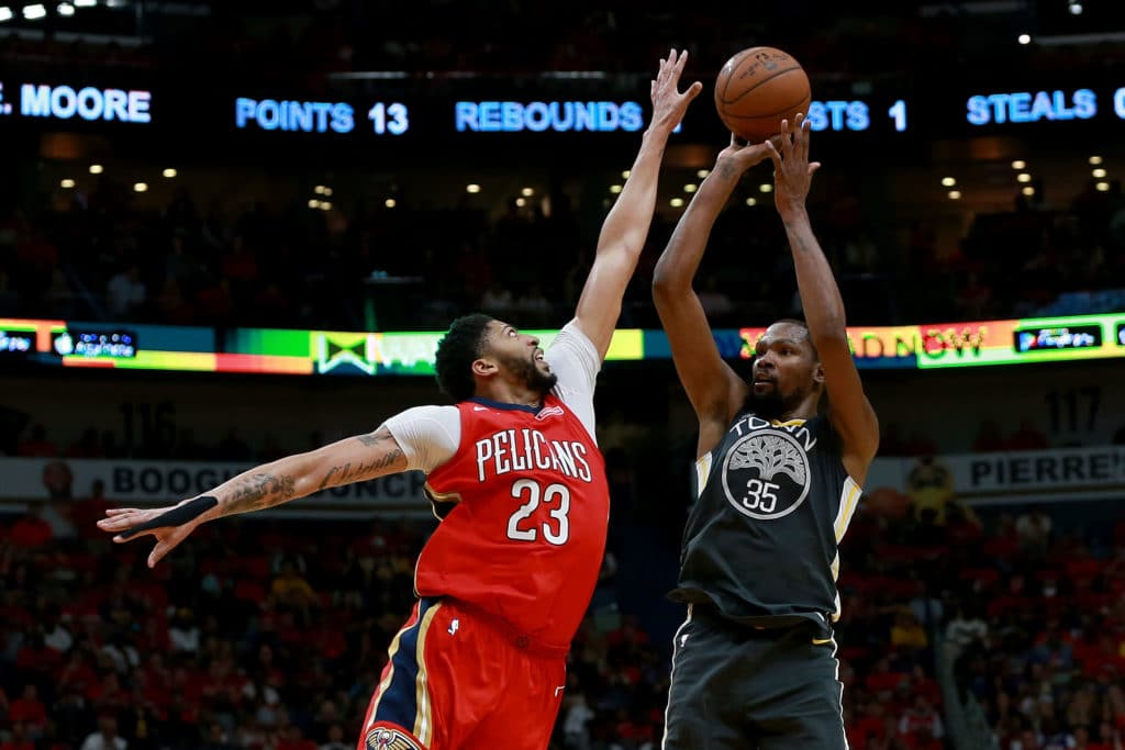 National Basketball Association  wrap: Kevin Durant leads Warriors win; Rockets' defense dominates again