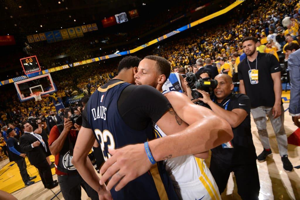 Warriors Head into Conference Finals as NBA Title Odds Favorites