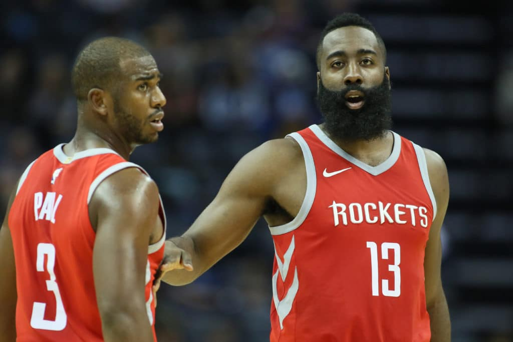 James Harden's Reputation Hangs on His Response to Steph Curry's 'Haymaker'