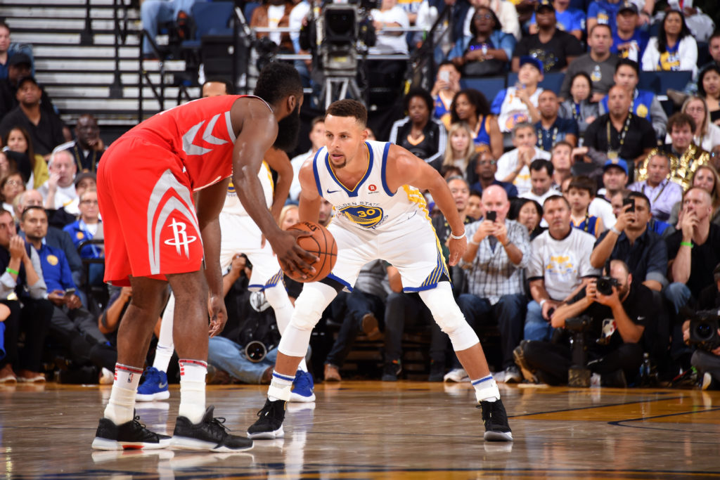 Steph Curry issued HUGE warning ahead of Rockets-Warriors series