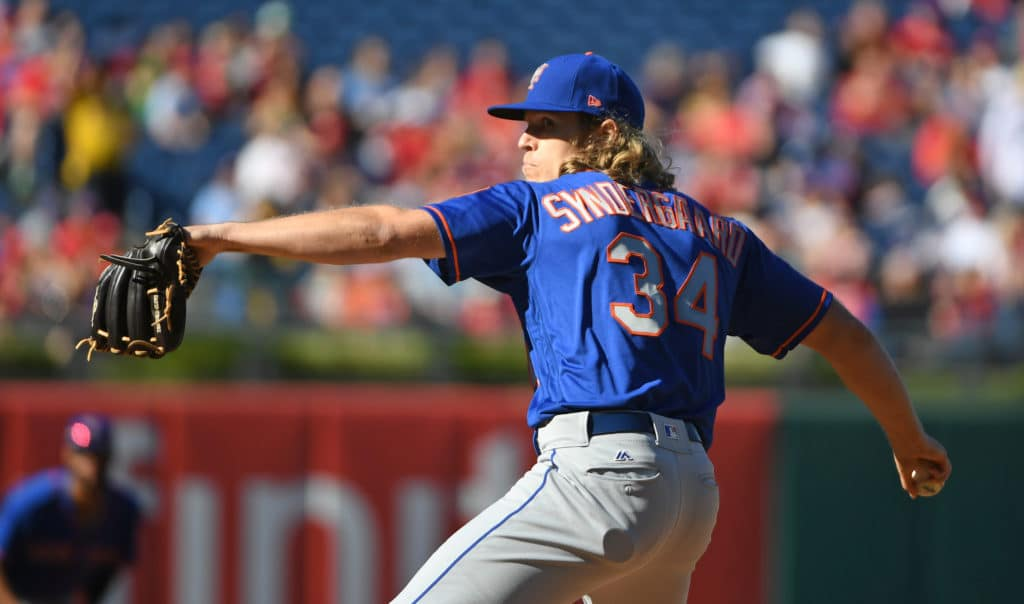 Mets activate Jacob deGrom from disabled list