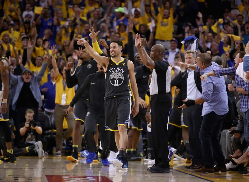 Warriors: Kevin Durant interesting debate raised because of Klay Thompson