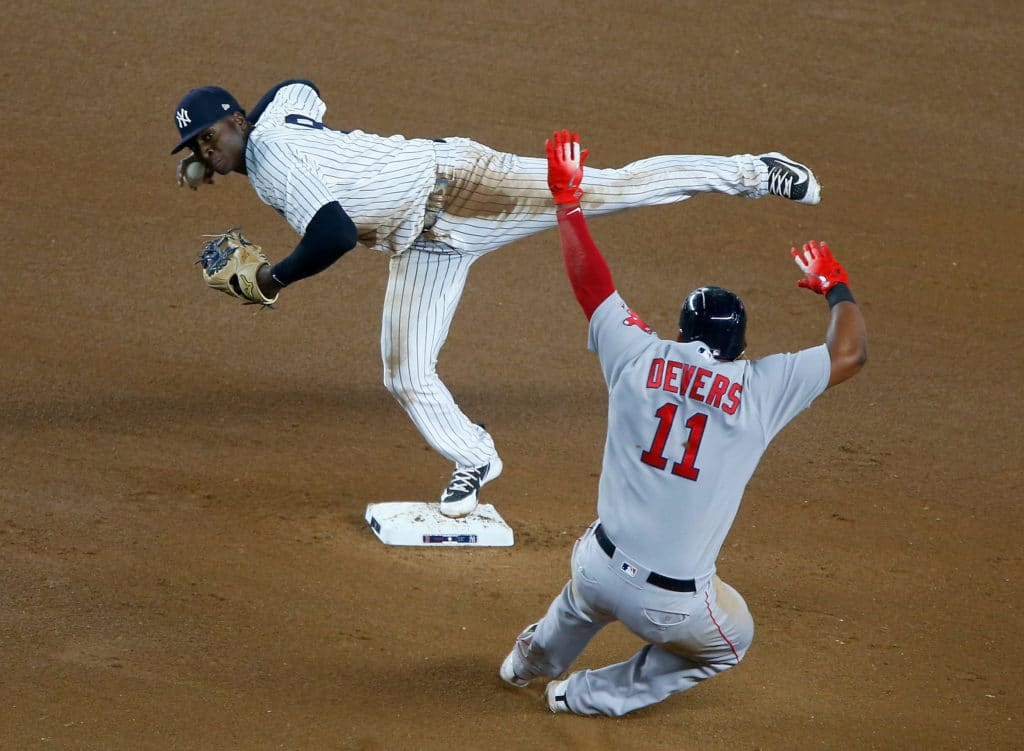 Clutch JD Martinez Homer Powers Red Sox Over Yankees 5-4