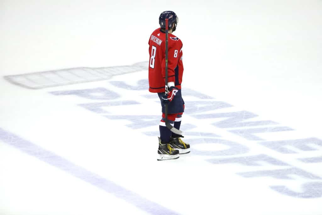 Capitals' Backstrom Returns, Expects to Be Back to Normal Soon