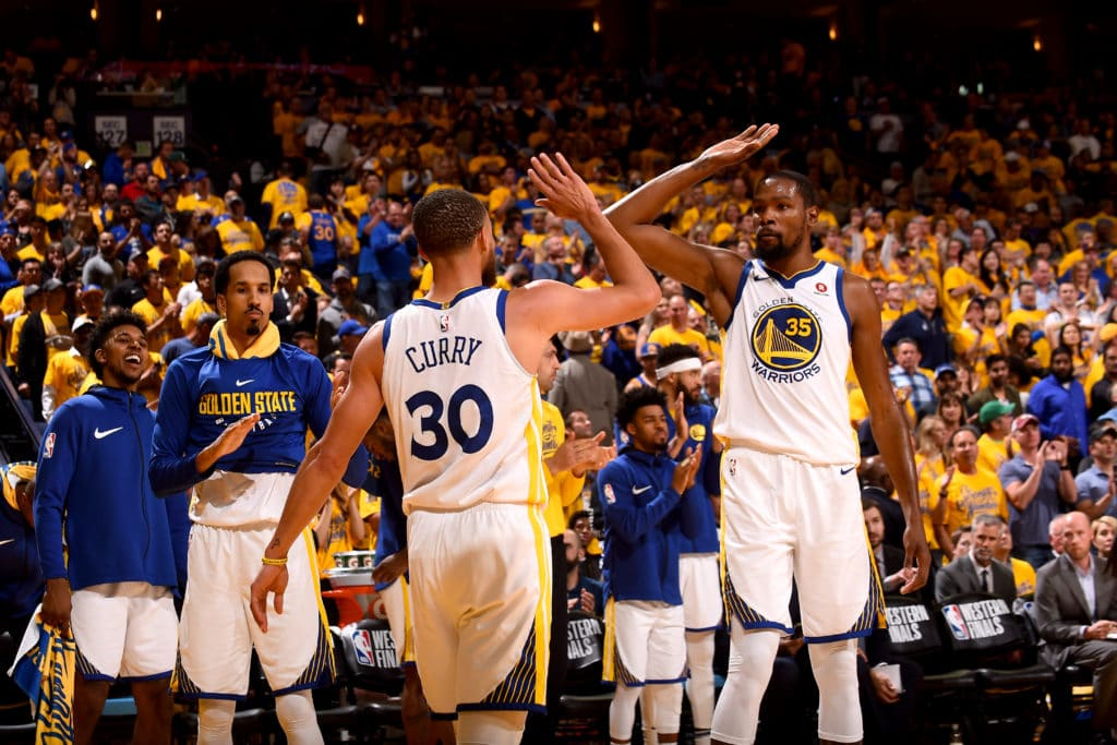 Warriors take Game 1 of Western Conference Finals 119-106