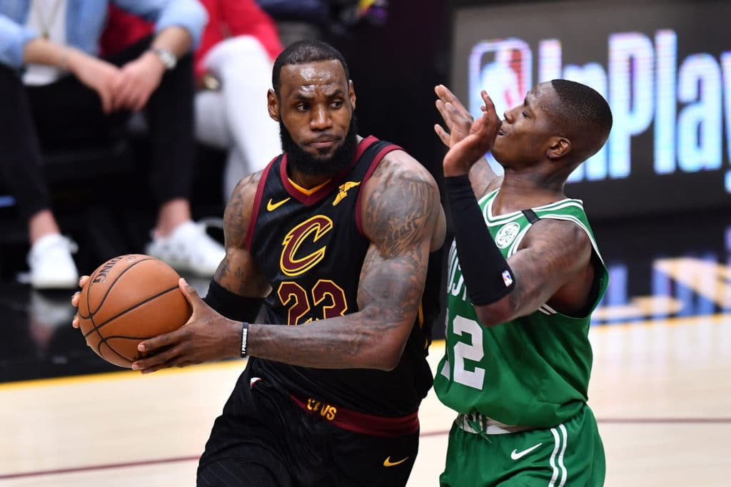 Celtics vs. Cavaliers - Game Recap