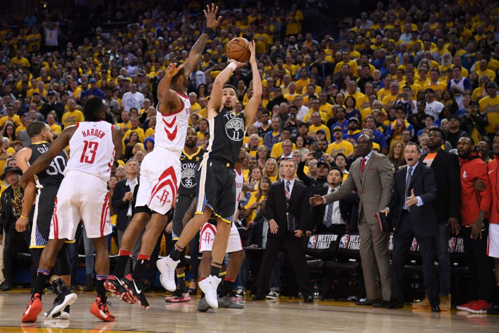 How Will the Golden State Warriors Bounce Back in Game 5?