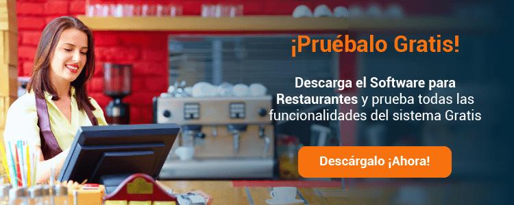 Prueba Gratis Software para Restaurantes