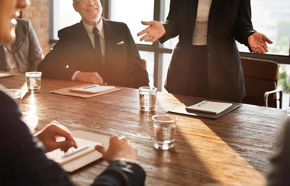 Secretos para una buena junta de trabajo