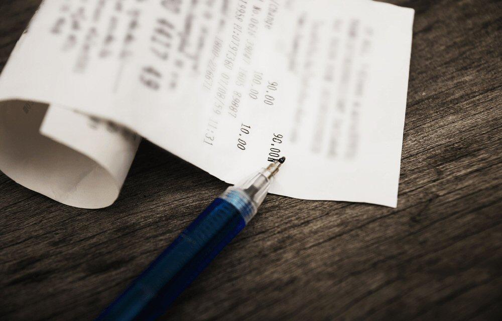 Nota de Venta o Ticket de Venta en Punto de Venta