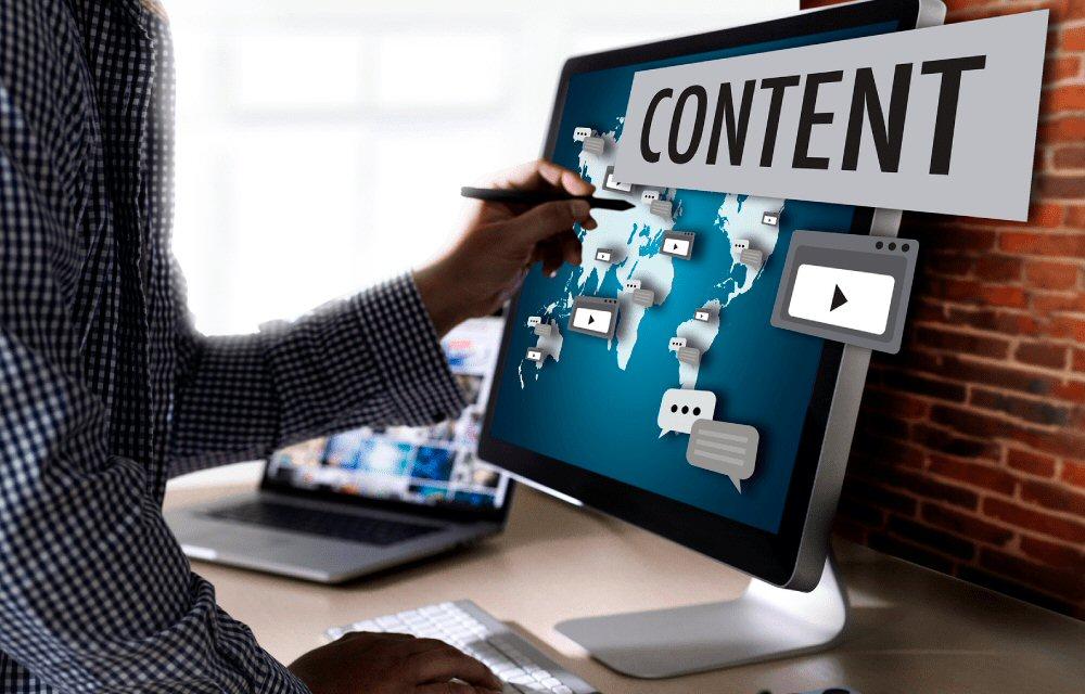Crear contenido Inbound