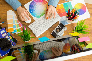 Servicios de Diseño Gráfico Ilustraciones y Caricaturas