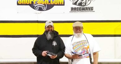 Happy Birthday Larry Altmayer, Chuck Burks takes the Win, Will Labinski Runner-Up Tuesday Night Drags