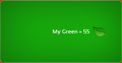 My Greendex