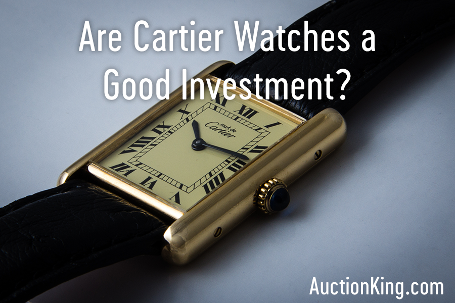 Are Cartier Watches a Good Investment Auction King