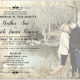 Heather and Patrick front Wedding Invitations