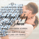 Brookelynn and Kevin 5x7 front Wedding Invitations