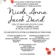 Nicole and Jacob 5x7 front Wedding Invitations