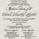 Madison and Auben 5x7 front Wedding Invitations
