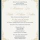 Mackenzie and Blake Front wedding invites