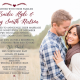 Kenidee and Riley 5x7 front Wedding Invitations