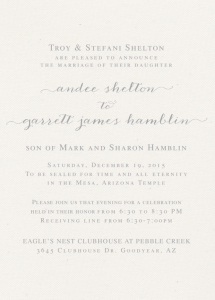 Wedding Invitaiton Maker