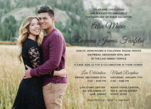 alia_front_web Wedding Invitations