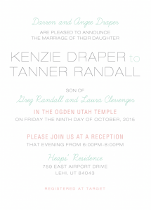 tanner_front_web Wedding Invites