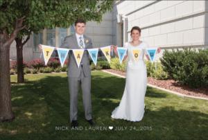Nick and Lauren THC Front