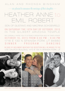 heather_front_web Wedding Invitations