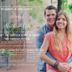 Brooke and Matthew Front Wedding Invitations