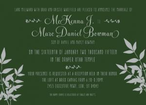 McKenna-Mark-announcement-front Wedding Invitations