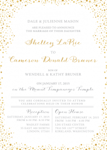 shelley_mason_front Wedding Invitations