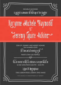 korynne_haymond_front Wedding Invitations