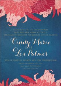 cindy-mitchell-front Wedding invites