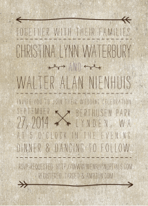 christina_waterbury_front Wedding Inivtations