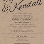 Kylie Hekking Front Wedding Invitations