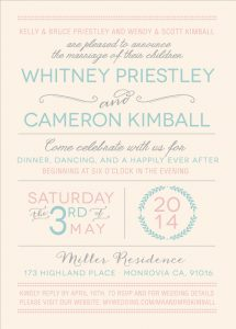 whitneypreistly_front Wedding Invitations